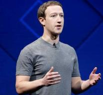 Zuckerberg $ 5 billion poorer after Facebook debacle