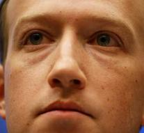 Zuckerberg is also in charge of fines in Brussels