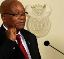 Zuma: controversial and colorful president