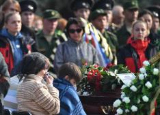 Crimea in mourning after attack at school