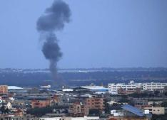 Israel started counter-attack on Hamas