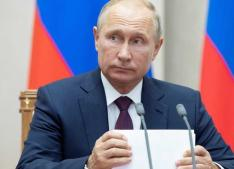 Putin: not to revise relations with Saudi Arabia