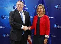 US does not spare Europe with Iran sanctions