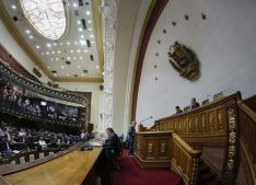 Venezuelan parliament put out of play