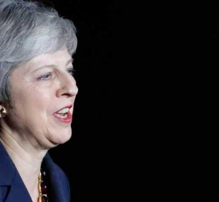 Motion of distrust threatens May