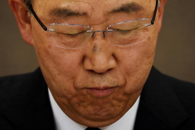 Ban ki moon photo UN News Global perspective, human stories