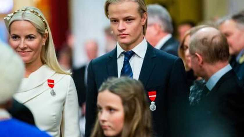 Norwegian Royal Family Reacts Cowardly To Article Relationship Son With Playboy Model Hot Recent News